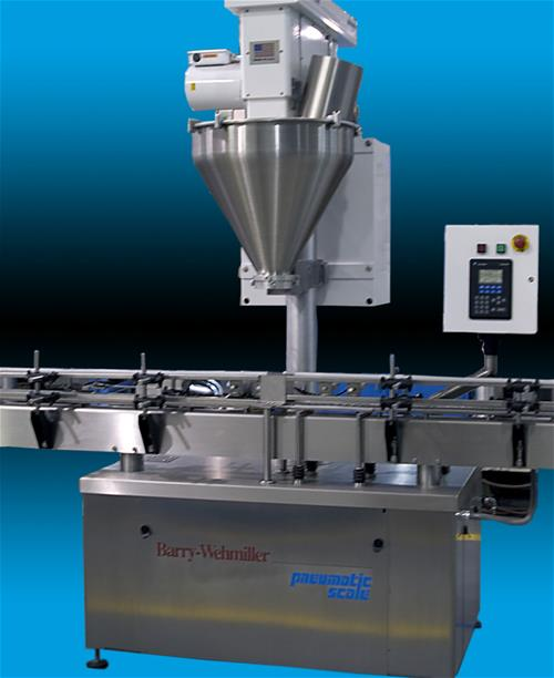 Mateer 3900MLX Inline Automatic Filler