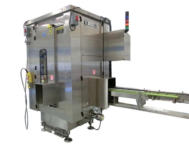 Angelus Traditional Can Seamer Machine: Model 4M/5M