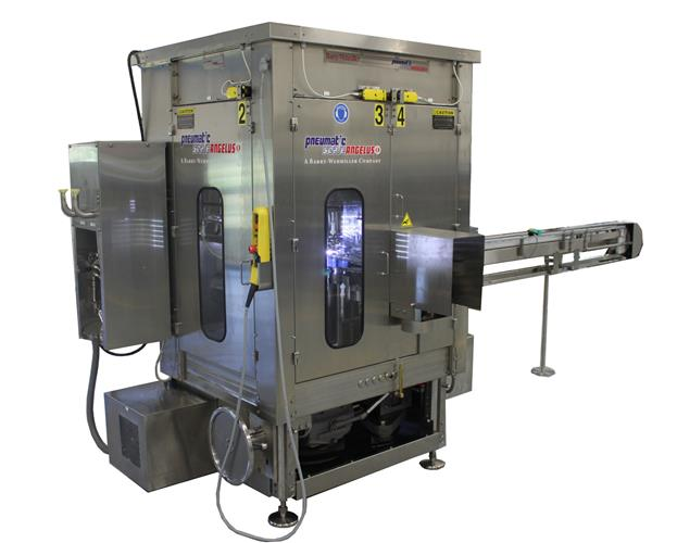 Angelus Traditional Can Seamer Machine: Model 8M